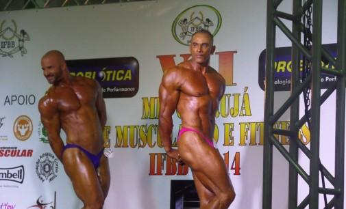 Empresário de São Mateus é fisiculturista premiado
