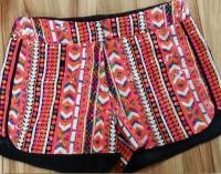 Shorts coloridos – coisa de verão