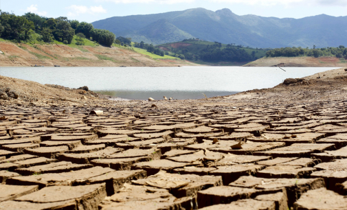 Crise hídrica: Alarme!