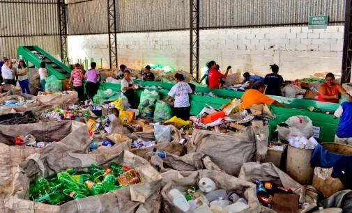 Cooperativas de reciclagem podem sofrer mudanças na sua forma de organização