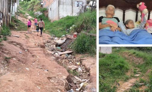 Situação de rua no Jardim Adutora  dificulta  atendimento de doentes