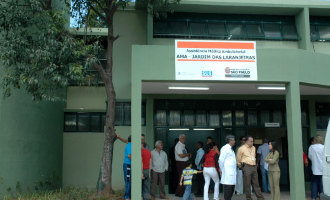 Supervisor de Saúde visita redação e anuncia melhoras no atendimento