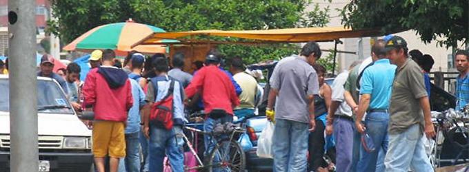 Feira do rolo reaparece em São Mateus