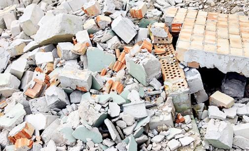 As vantagens econômicas e ambientais da reciclagem do entulho