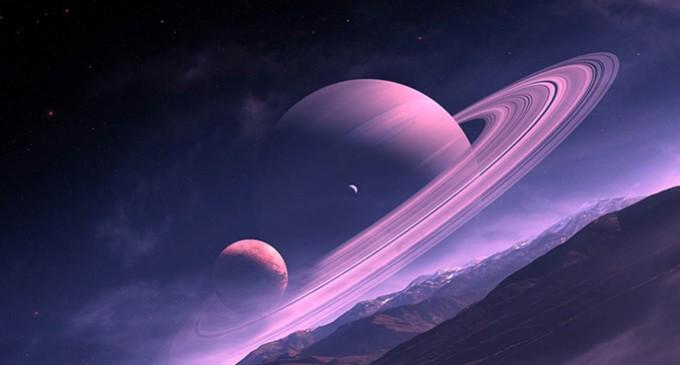 A Magia de Saturno está no ar!!!