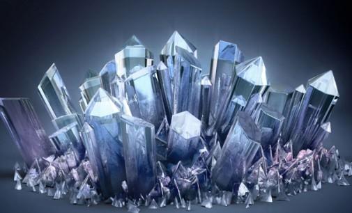 Como limpar cristais