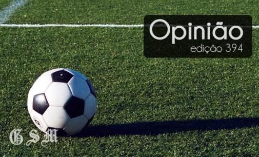 O futebol e suas bolas fora