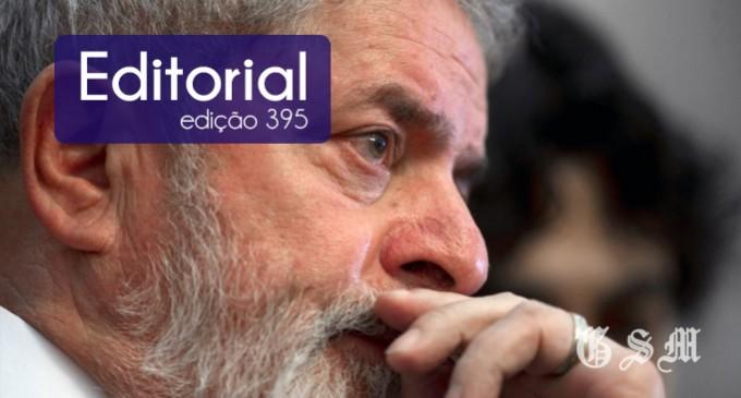 Possível investigação irrita ex-presidente Lula