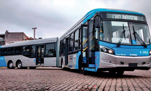 São Paulo terá 100% da frota de ônibus não poluente em 2018