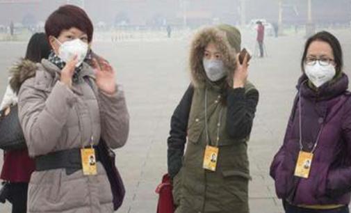 Poluição mata   4 mil  pessoas na China
