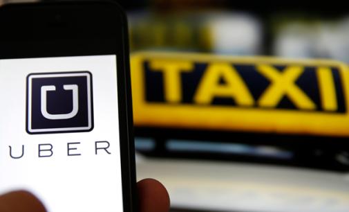 Conexão com a cidade – Uber
