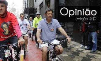 Pense prefeito, e pedale menos