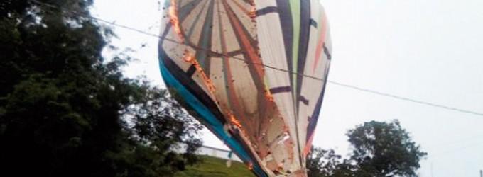 Soltar balões oferece sérios danos à natureza