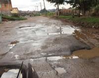 Moradores da Estrada de Santo André pedem atenção do poder público