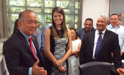 Dr. Pedro Kaká toma posse como deputado estadual em SP