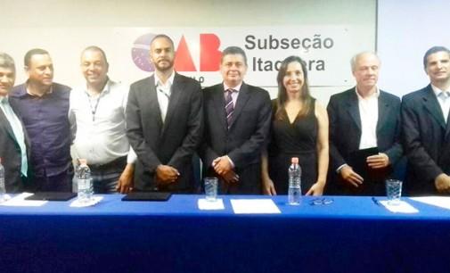 OAB Itaquera homenageia prefeitos regionais