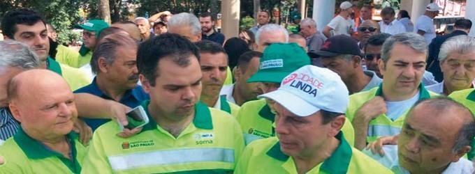 SP Cidade Linda chega à Zona Leste com revitalização da Avenida Mateo Bei
