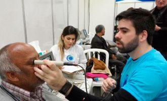 Mutirão da Catarata agenda 1,4 mil cirurgias gratuitas em SP