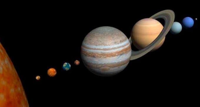 Júpiter é o planeta regente de 2018