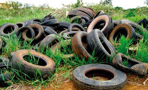 As principais consequências do descarte de pneus no meio ambiente