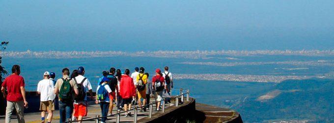 Estrada Velha de Santos é reaberta para visitação a pé