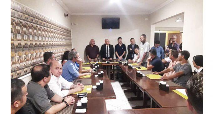 CDL São Mateus realiza almoço de negócios