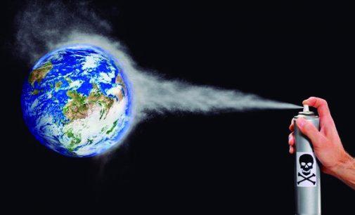 Qual é o tamanho atual do buraco na camada de ozônio?